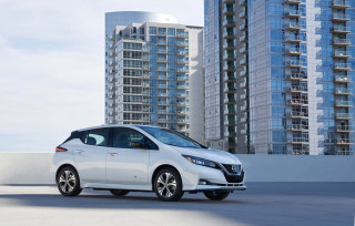 2019 Nissan Leaf Plus revealed: 226-mile range, quicker acceleration