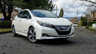 2019 Nissan Leaf Plus: Drive review of long-range electric car