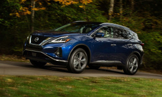 2019 Nissan Murano first drive review: Steady as she goes