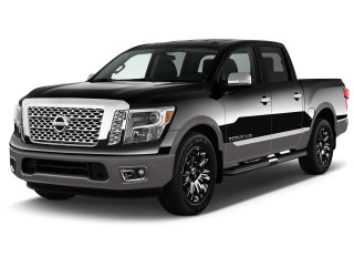 2019 Nissan Titan Photos