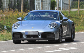 2020 Porsche 911 to debut at 2018 Los Angeles auto show