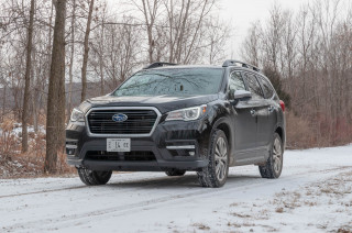 Review update: The 2019 Subaru Ascent crossover SUV is an Outback for the next generation