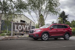 Subaru Ascent: Best Car To Buy 2019 nominee
