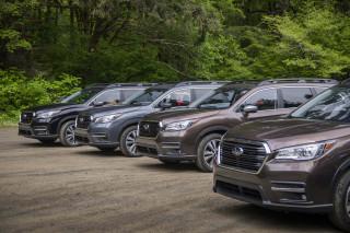 2019 Subaru Ascent first drive
