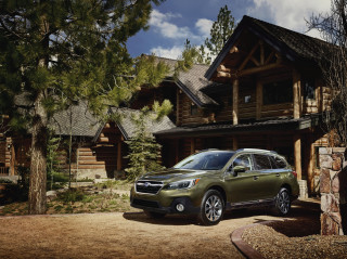 2019 Subaru Outback Review Ratings Specs Prices And Photos The Car Connection