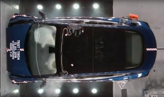 Tesla Crash Lab