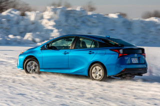 2019 Toyota Prius AWD-e: First drive of 50-mpg all-weather hybrid