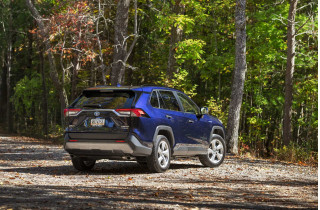 Toyota RAV4 Hybrid: Best Car To Buy 2020 Nominee