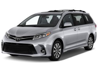 2019 Toyota Sienna Photos