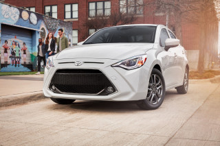 2019 Toyota Yaris Review, Ratings, Specs, Prices, and Photos