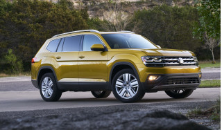 2019 Volkswagen Atlas (VW) Review, Ratings, Specs, Prices