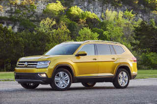 2019 Volkswagen Atlas Vw Review Ratings Specs Prices And