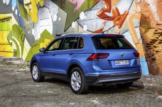 2019 Volkswagen Tiguan TDI  (Euro-spec)