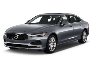 2019 Volvo S90 T6 AWD Momentum Angular Front Exterior View