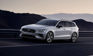 Volvo V60 wagon sharpened with R-Design and R-Design Pro upgrades