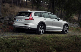 2020 Volvo V60 Cross Country is proof SUVs aren't always necessary