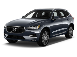 2019 Volvo XC60 T5 AWD Inscription Angular Front Exterior View