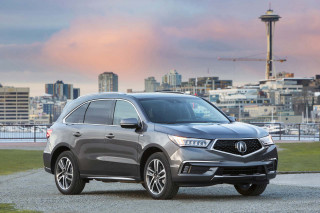 2020 Acura MDX Photos