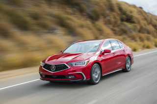 2020 Acura RLX Photos