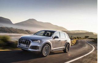 2020 Audi Q7 three-row crossover costs $55,795