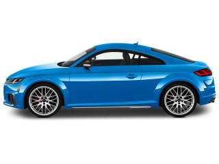 2020 Audi TT 2.0 TFSI quattro Side Exterior View