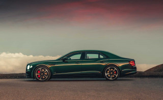2020 Bentley Flying Spur Photos