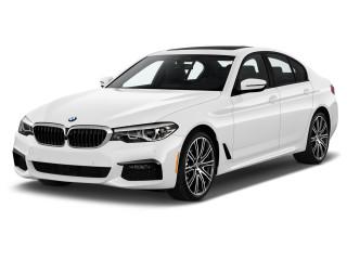 2020 BMW 5-Series Photos