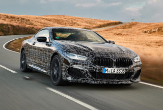 2020 BMW 8-Series (M850i xDrive) prototype