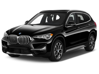 2020 BMW X1 xDrive28i Sports Activity Vehicle Angular Front Exterior View
