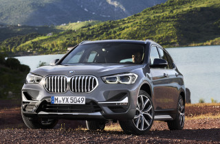 2020 BMW X1 updated with new looks, bigger screen