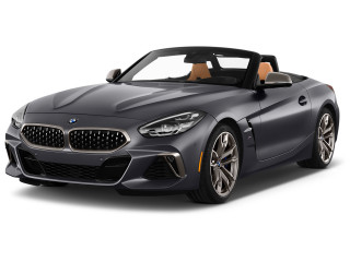 2020 BMW Z4 M40i Roadster Angular Front Exterior View