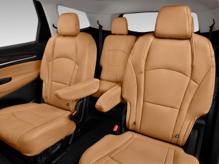 2020 Buick Enclave AWD 4-door Premium Rear Seats