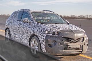 2020 Buick Encore spy shots - Image via S. Baldauf/SB-Medien