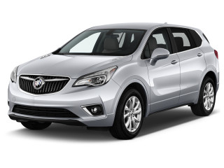 2020 Buick Envision Photos