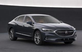 2020 Buick LaCrosse leaked