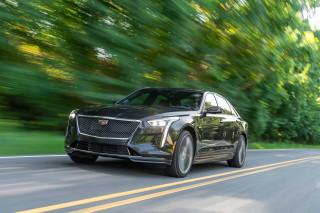 2020 Cadillac CT6 Photos