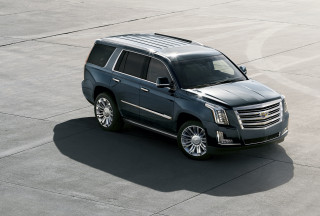2020 Cadillac Escalade Photos
