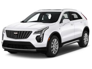 2020 Cadillac XT4 Photos