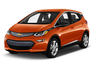 2020 Chevrolet Bolt EV Photos