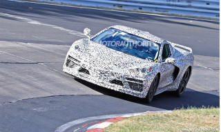 Mid-engine C8 Corvette reported to debut in summer, priced just above C7