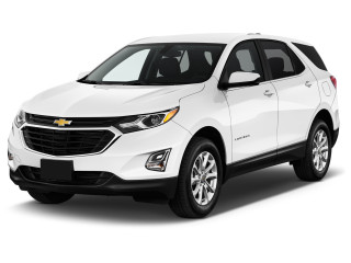 2020 Chevrolet Equinox Photos
