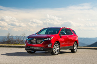 Used Chevrolet Equinox