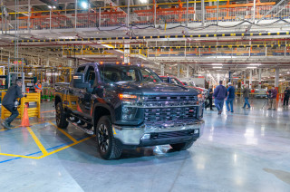 2020 Chevrolet Silverado HD debuts: A heavy lugger among pickup trucks