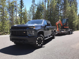 2020 Chevrolet Silverado 2500HD first drive
