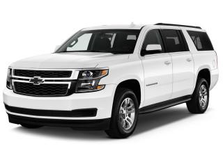 2020 Chevrolet Suburban Photos