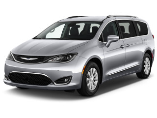 2020 Chrysler Pacifica Touring L Plus 35th Anniversary FWD Angular Front Exterior View