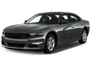 2020 Dodge Charger SXT RWD Angular Front Exterior View