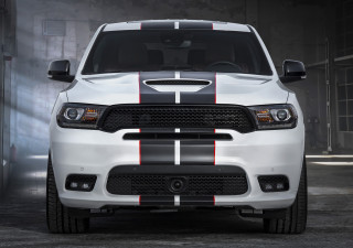 2020 Dodge Durango SRT with Redline Stripe and Black packages