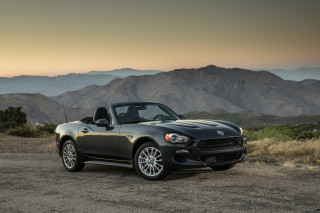 Used FIAT 124 Spider
