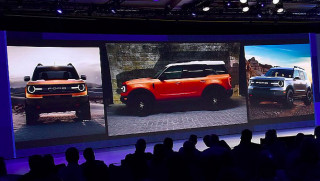 2020 Ford Bronco leaked? Nope, it's baby Bronco first